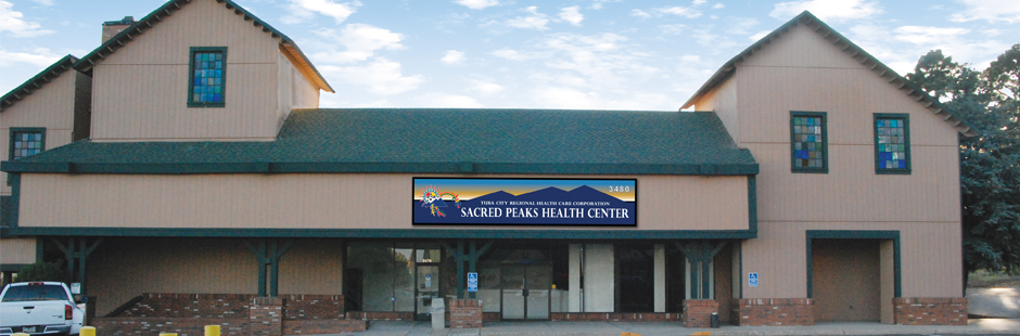 Sacred Peaks Health Center