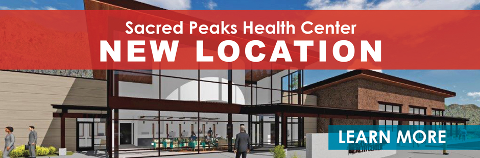 Sacred Peaks new location